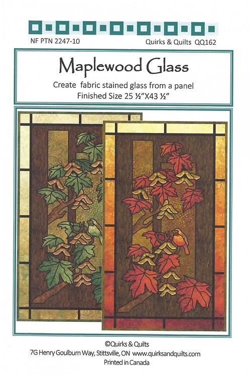Maplewood Glass Quilt Kit