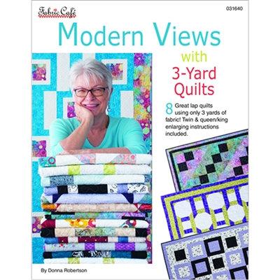 Fabric Cafe Book - Modern Views