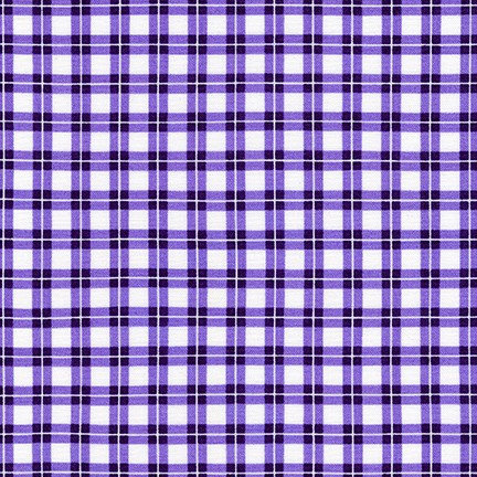 Elizabeth by Robert Kaufman - Noble Purple 19901-413