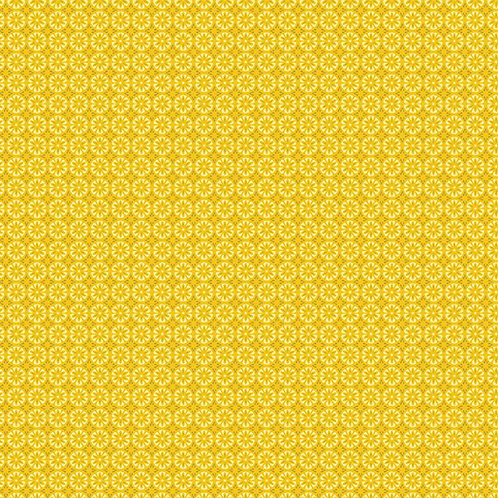 Petite Fleur - Foulard Golden Yellow
