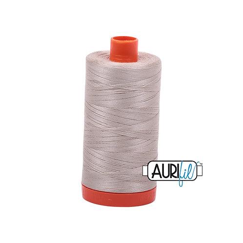 Aurifil Large Spool - 6711 - Pewter