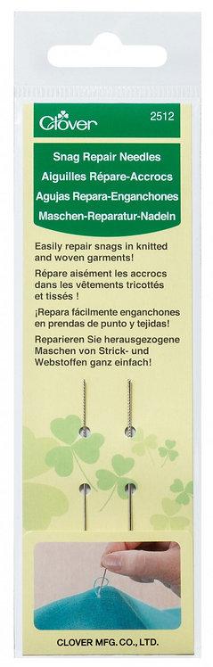 Snag Repair Needles  -  by Clover - CV2512
