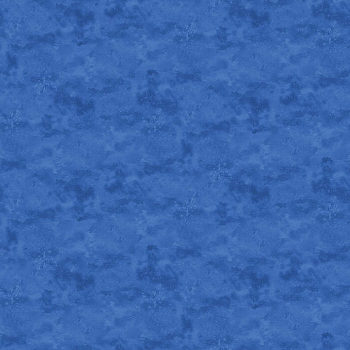 Toscana Flannel - Bright Blue