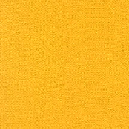 Kona Cotton Solids - Corn Yellow
