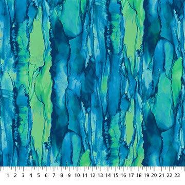 Bliss Bold & Bright by Northcott - Blue Lagoon DP23889-43