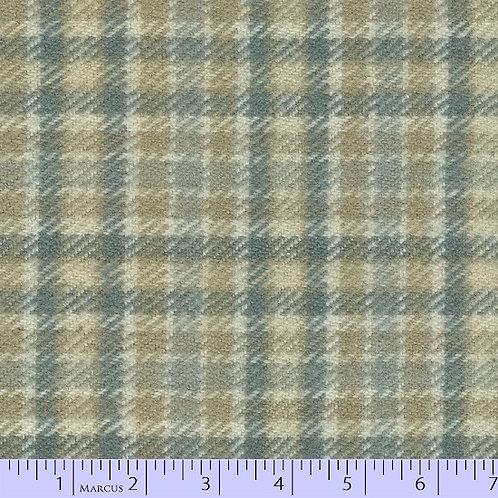 Primo Plaid Flannel Scarf Kit - Concrete - R09-U076-0140