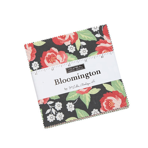 Bloomington by Lella Boutique for Moda - Charm Pack - Multi PP5110