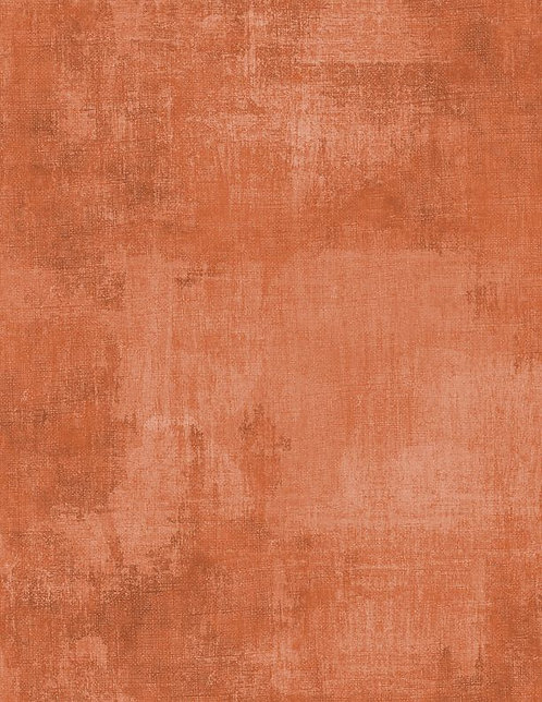 Essentials - Dry Brush by Wilmington Prints - Orange 1077-89205-888