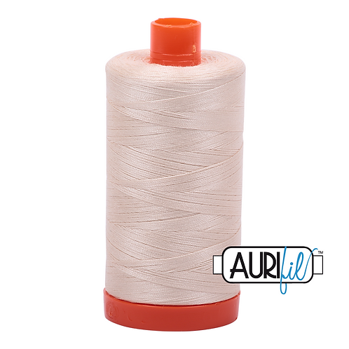 Aurifil Large Spool - 2000 - Light Sand
