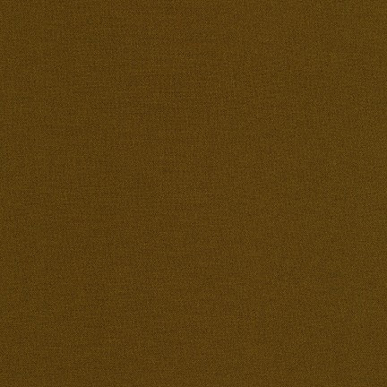 Kona Cotton Solids - Chestnut