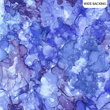 Bliss Bold & Bright WIDEBACK by Northcott - Bahama Blue B23888-44