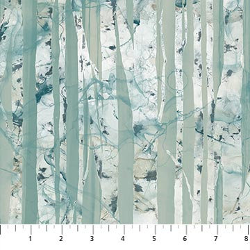 Whispering Pines by Northcott - Birch Trees - DP23754-42