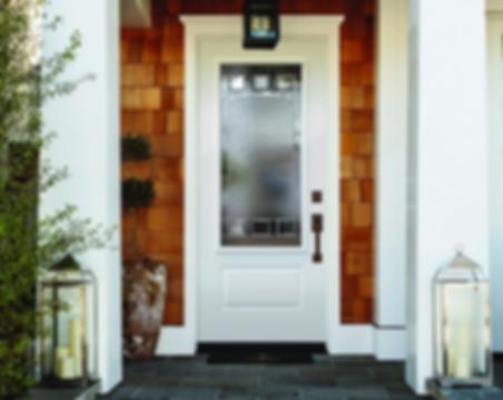 Singe Entrance Doors