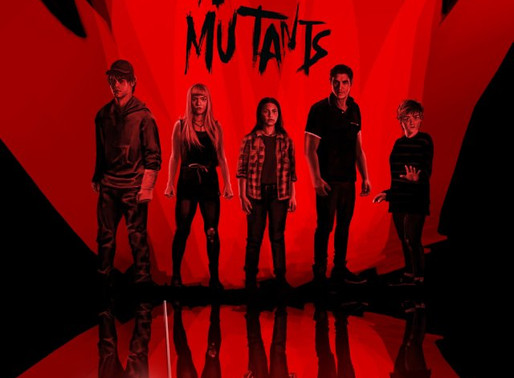 "Nuevos pósters de ""The New Mutants"" revelados durante el panel de la Comic-Con virtual"
