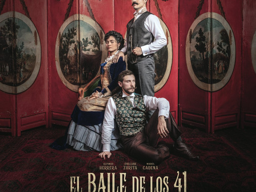 """""""El Baile de los 41"""", la película que recuerda la represión de la comunidad LGBTQ+"""