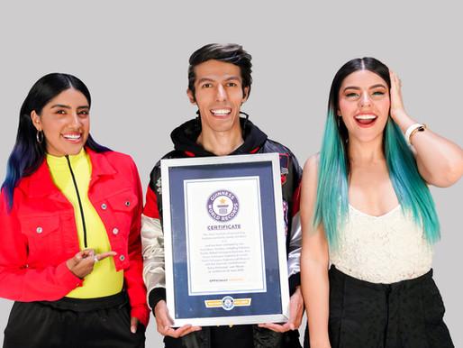 GUINNESS WORLD RECORD RECONOCE A LOS POLINESIOS POR SU TRAYECTORIA EN YOUTUBE