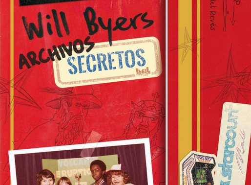 Stranger Things 🔐 Archivos secretos de Will Byers