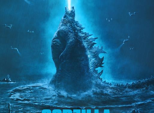 Review Godzilla ll. El rey de los monstruos.