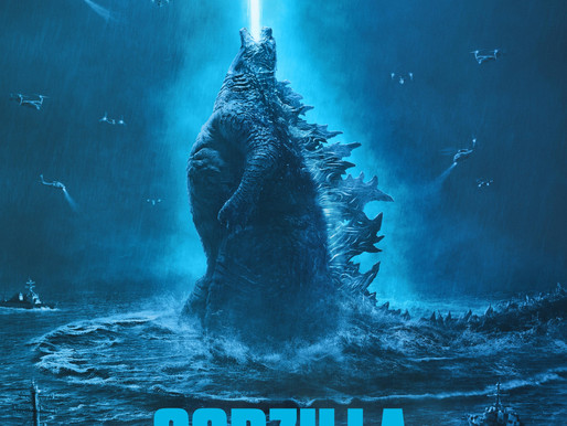 Review Godzilla ll. El rey de los monstruos.