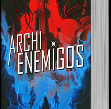 """Reseña sin spoilers de """"Archienemigos"""" de Marissa Meyer"""