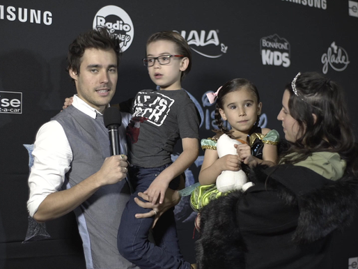 Opiniones de los celebrities en la función especial para México de Frozen 2