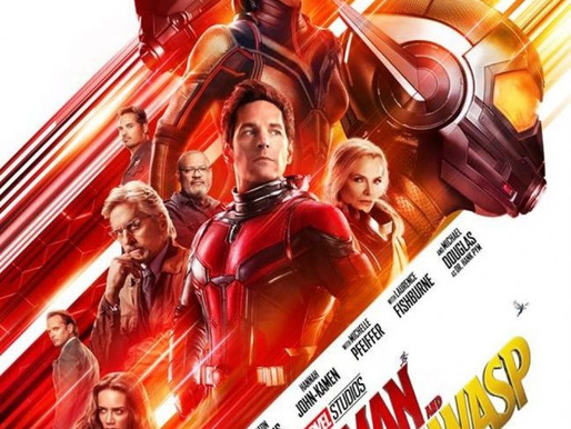 REVIEW: ANT-MAN AND THE WASP DE DISNEY