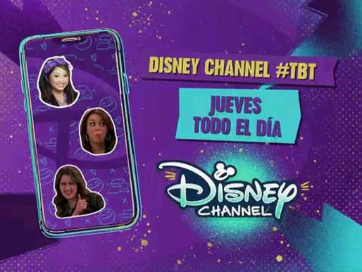 Regresan los clásicos para emocionarse y vencer la rutina en el especial #TBT de Disney Channel