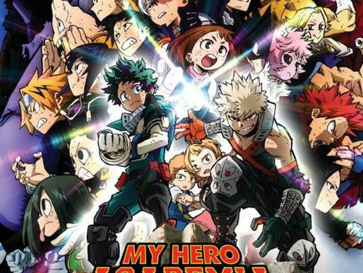 """Crítica sin Spoilers: """"My Hero Academia Heroes: Rising"""""""