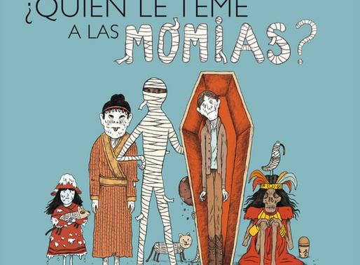 Novedad OCÉANO Travesía: ¿Quién le teme a las momias?