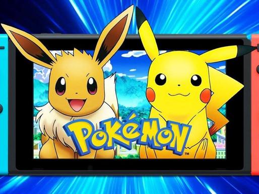 Pokémon Let´s Go Pikachu y Let´s Go Eevee al fin anunciados!!!!