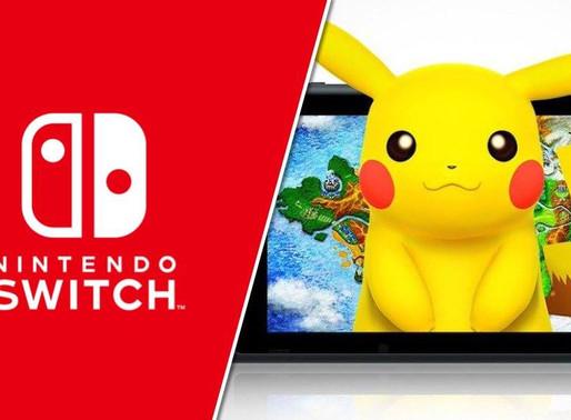 Pokémon para Switch ¿este mes?
