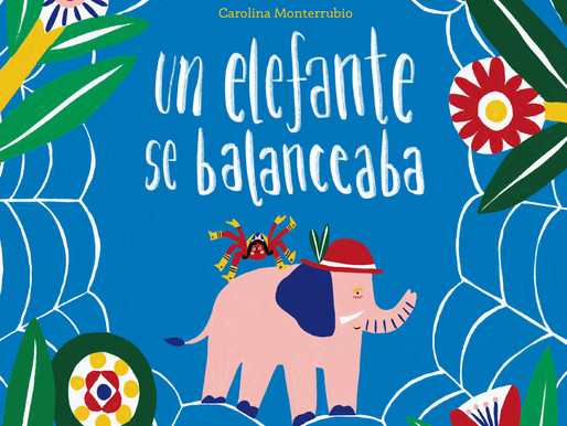 """NOVEDAD OCÉANO Travesía """"Un elefante se balanceaba"""""""