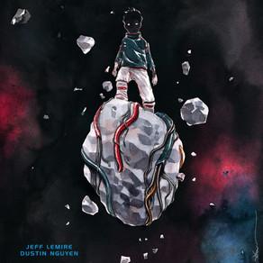 """Novedad Historias gráficas: Descender Vol. IV """"Mecánica orbital"""""""
