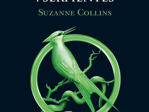 NOVEDAD: Balada de pájaros cantores y serpientes de Suzanne Collins