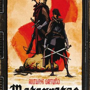 """Matarratas"" de Antonio Ortuño"
