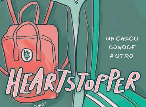 "Reseña: ""Heartstopper"" de Alice Oseman"