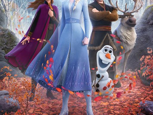 Póster y tráiler Internacional de Frozen 2
