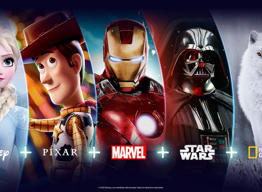 Contenidos originales de Disney+ tendrán un adelanto exclusivo en canales de televisión paga