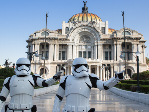 Star Wars: El Ascenso de Skywalker en CDMX