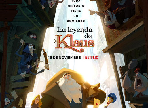 """Review: """"Klaus de Netflix"""""""