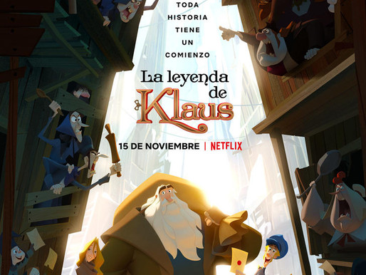 "Review: ""Klaus de Netflix"""