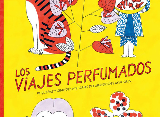 """NOVEDAD Océano Gran Travesía: """"Los viajes perfumados"""""""