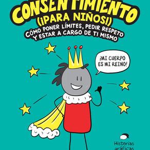 NOVEDAD 🔖 El consentimiento (¡para niños!)