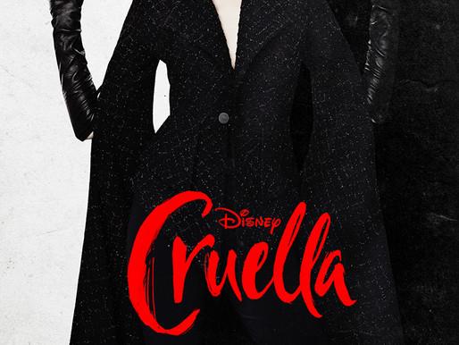 CRUELLA de Disney - nuevo tráiler y póster