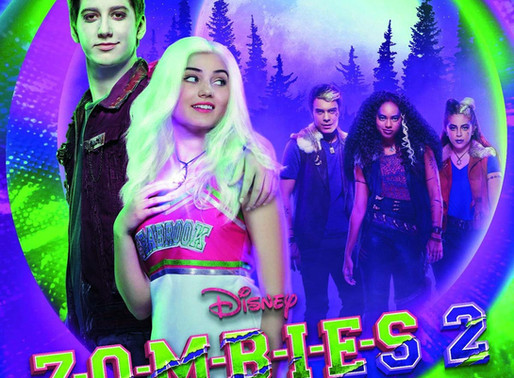 ¡A CANTAR CON ZOMBIES 2! DISNEY CHANNEL EMITE LA VERSIÓN SING ALONG EL DOMINGO 5 DE JULIO