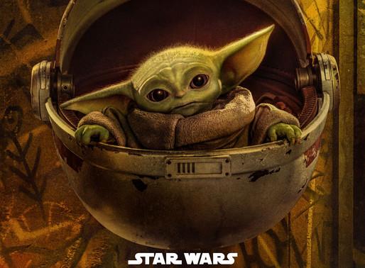 Disney + presenta los nuevos pósters de personajes de la segunda temporada de The Mandalorian