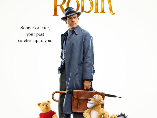 """Nuevo Póster y Trailer de """"Christopher Robin: un reencuentro inolvidable"""" de Disney"""