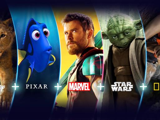 Disney+ ya está disponible en Latinoamérica - Hoy comienza una nueva era de entretenimiento