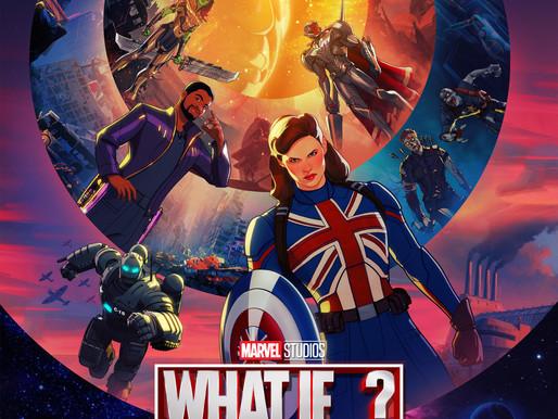 Ya está disponible el nuevo tráiler y póster de WHAT IF...? de Marvel Studios