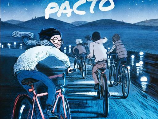 """Nueva novela gráfica """"Nuestro Pacto"""" de Ryan Andrews"""